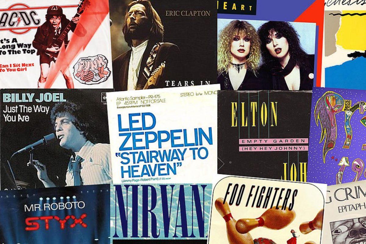 20 chansons que les plus grandes stars du Rock ont refusé de jouer en concert