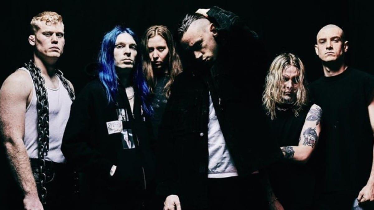 Code Orange en studio avec Billy Corgan de The Smashing Pumpkins