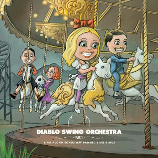 Diablo Swing Orchestra : À la poursuite du lapin mélomane ! (guide d'écoute/à découvrir)