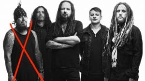 """Fieldy ne participera pas à la prochaine tournée de Korn pour """"guérir"""" après avoir """"replongé"""" dans ses """"mauvaises habitudes"""""""