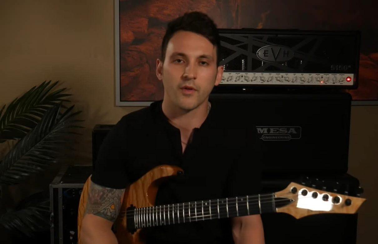 """Le guitariste de Born Of Osiris sur l'importance de Linkin Park dans le monde du Metal : """"C'est une porte d'entrée"""""""