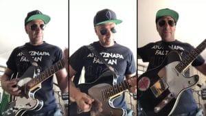 """Fender travaillent-t-ils sur une Telecaster """"Soul Power"""" signature Tom Morello (Rage Against The Machine) ?"""