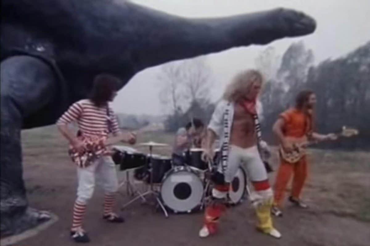 Van Halen : Un clip vidéo perdu a refait surface !