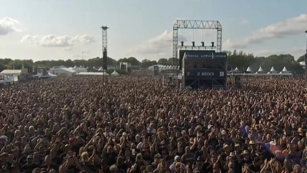 Le festival Wacken Open Air reporté une fois de plus
