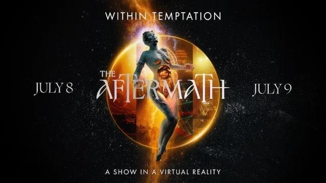 Within Temptation annonce un concert en réalité virtuelle, The Aftermath, et un nouveau single Shed My Skin