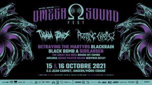 L'Omega Sound Fest, le festival Metal & Rock français, annonce son édition 2021