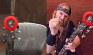 Megadeth : Steve Di Giorgio de Testament a-t-il réenregistré les pistes de basse de David Ellefson sur le nouvel album du groupe ?