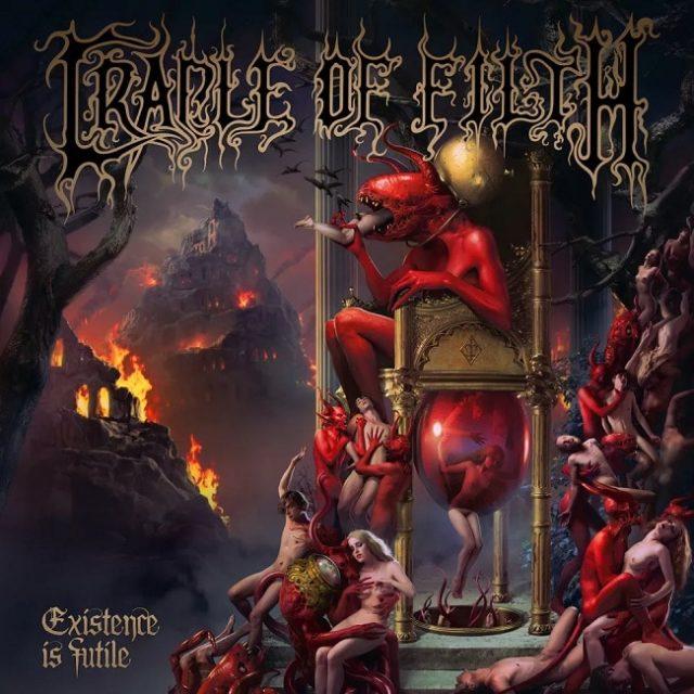 Cradle Of Filth annonce son nouvel album Existence Is Futile et partage la vidéo de Crawling King Chaos