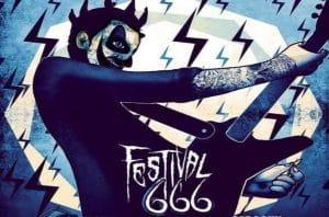 """Victor Pépin du Festival 666 : """"Nous sommes une bande de jeunes qui se démène à fond pour organiser tout ça !"""""""