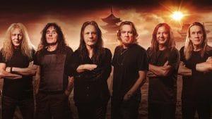 """Iron Maiden annonce Senjutsu, son nouveau double album : """"Les chansons sont très variées, et certaines sont assez longues"""""""