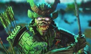 Iron Maiden est de retour : Eddie renaît en samouraï assoiffé de sang dans la vidéo de The Writing On The Wall