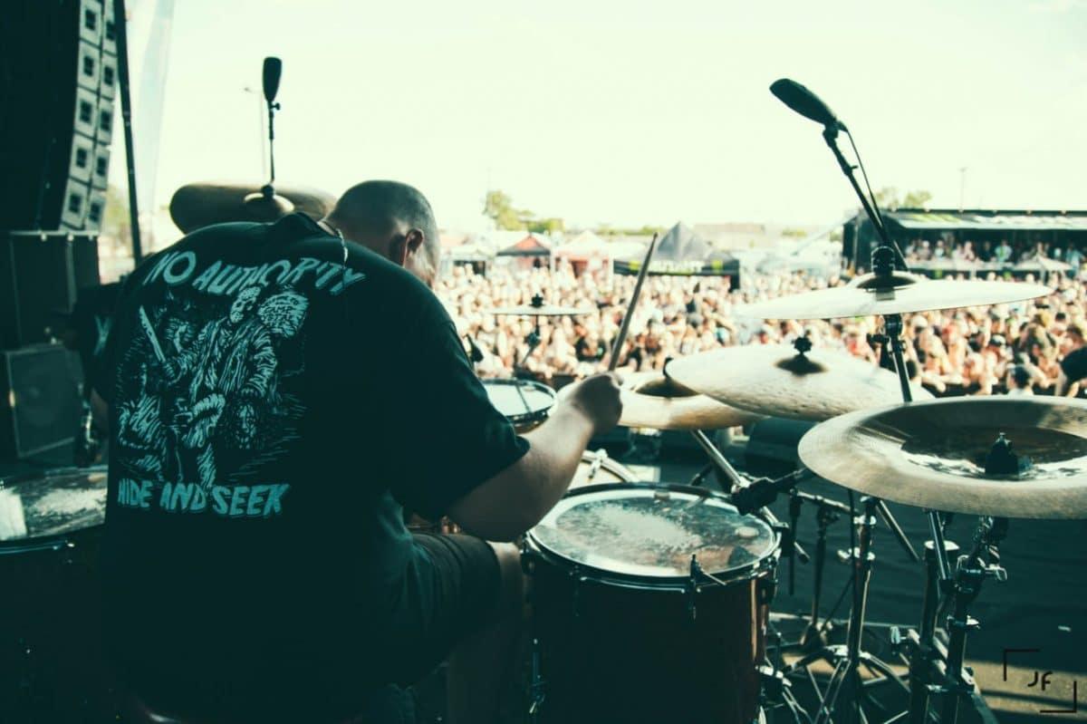 Emmure : Le batteur, Josh Miller, quitte le groupe !
