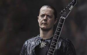 """Satyr, du groupe de Black Metal norvégien Satyricon : """"Si vous voulez réussir, faites plus d'efforts"""""""