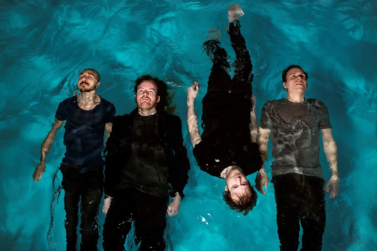 Vola, le groupe danois de Metal Progressif, annonce son concert, Live From The Pool !