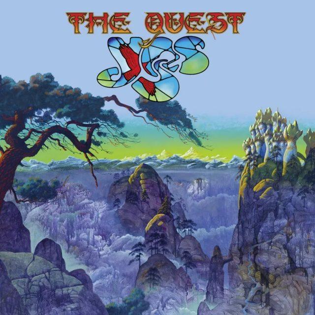 Yes sortira son nouvel album studio, The Quest, le 1er octobre