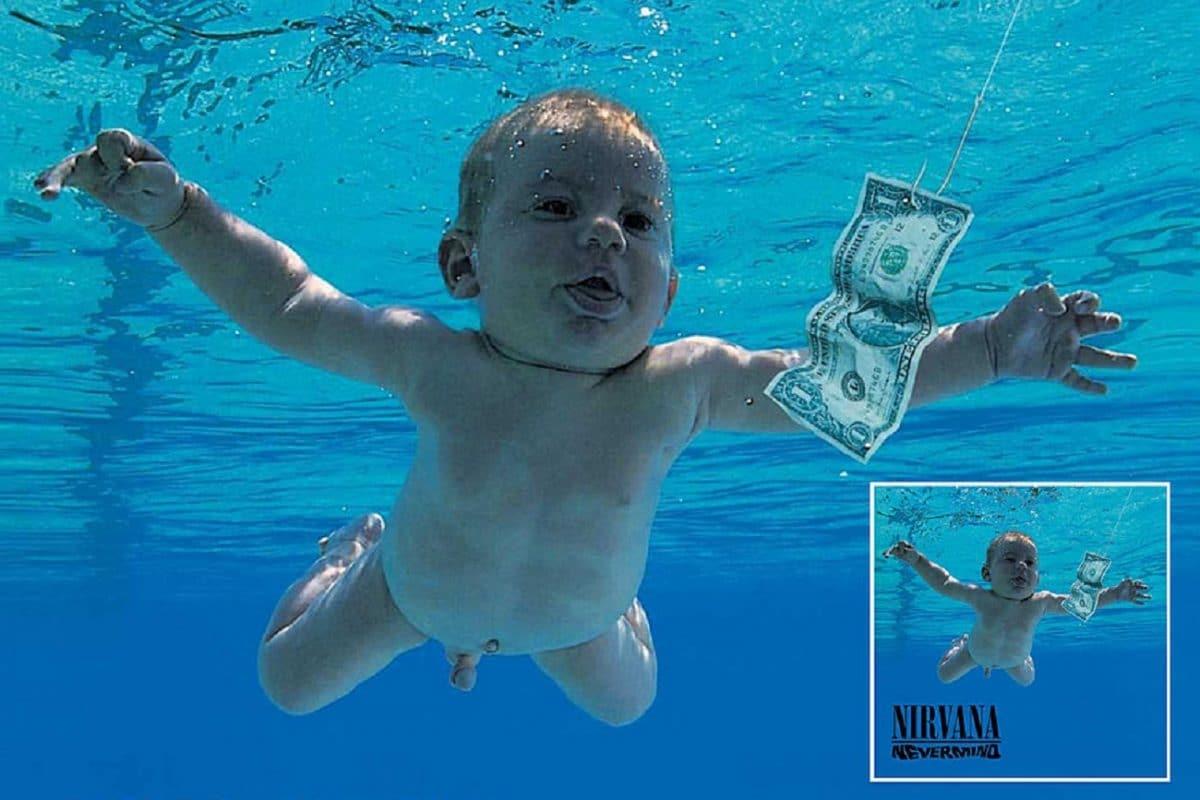 """Le bébé de Nevermind poursuit Nirvana pour """"pornographie infantile"""""""