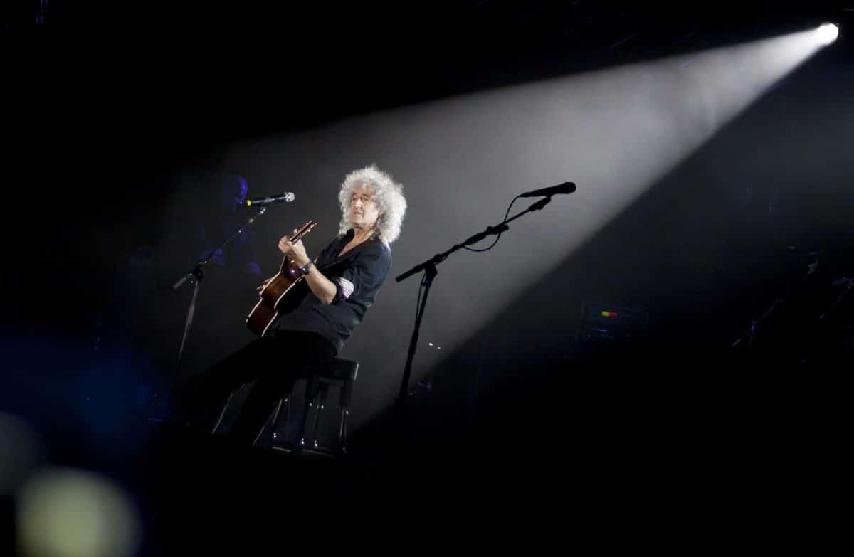 """Brian May déclare que Queen """"passe en revue des idées"""" pour une éventuelle suite du biopic Bohemian Rhapsody"""