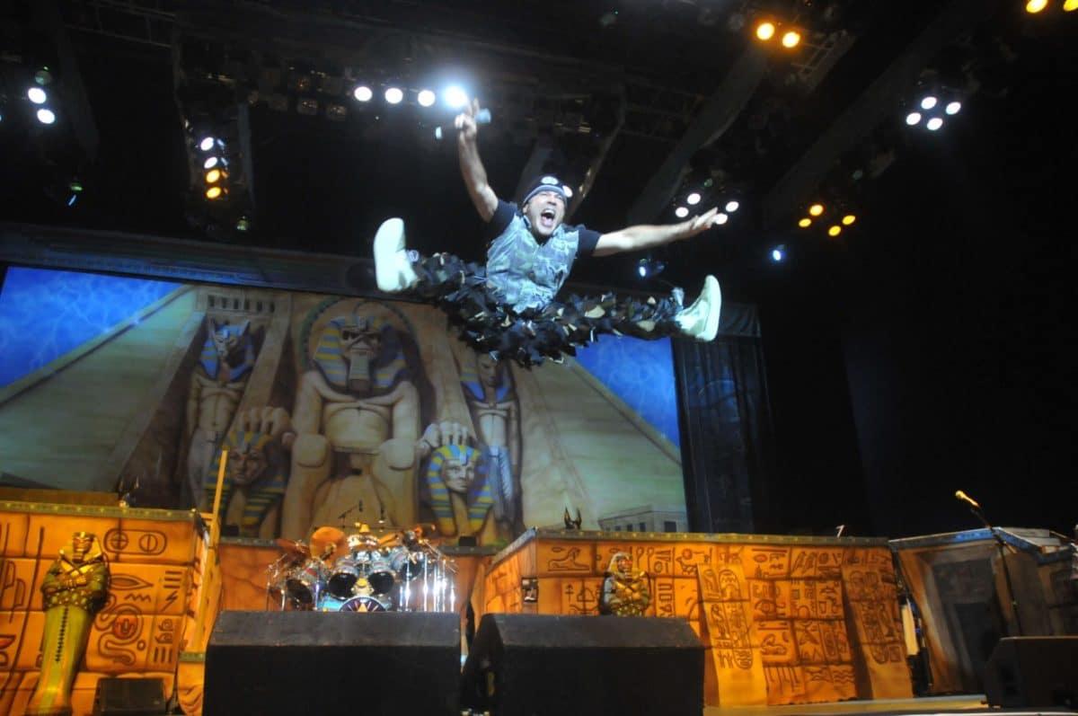 Iron Maiden : Doogie White révèle les dessous de son audition après le départ de Bruce Dickinson