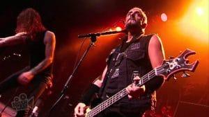 """D. D. Verni à propos du nouvel album de Overkill : """"L'album est en grande partie terminé"""""""