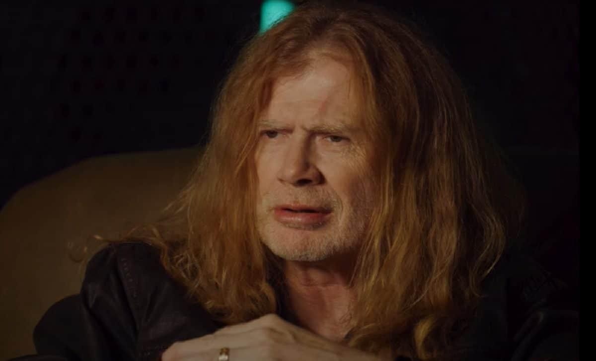 """Dave Mustaine de Megadeth explique pourquoi il était si """"jaloux"""" du succès de Metallica"""