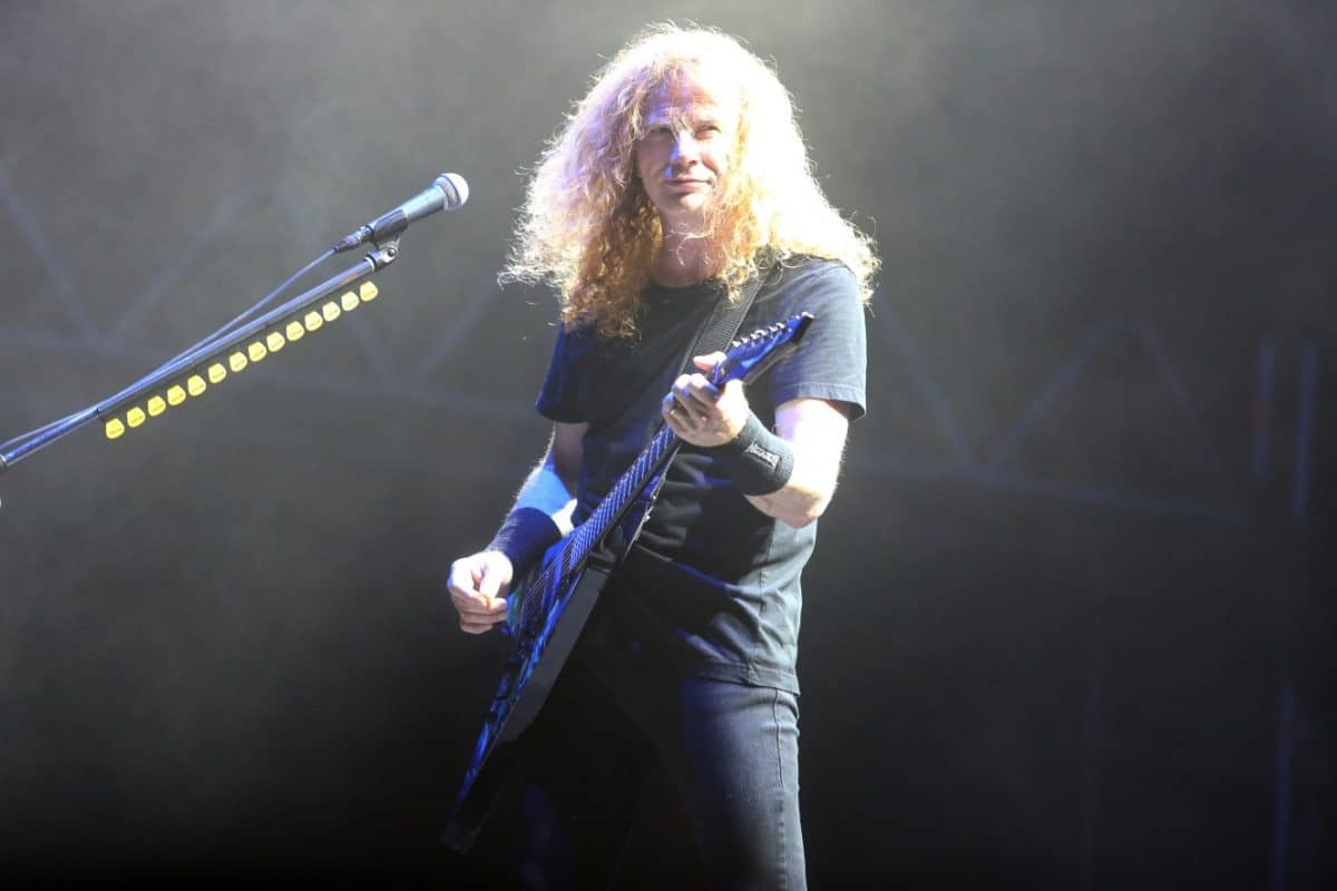 Megadeth : Dave Mustaine partage une vidéo de la dernière prise vocale pour le nouvel album !