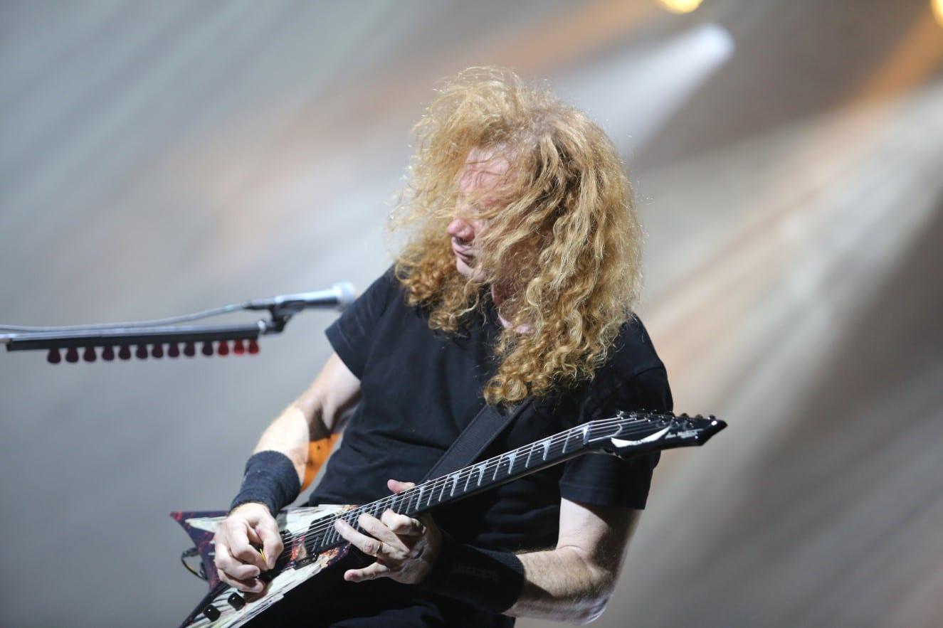 Megadeth : Un guitariste tente de recréer une chanson inédite du groupe à partir des extraits publiés par Dave Mustaine