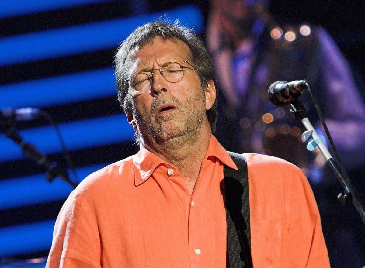 Écoutez la nouvelle chanson de protestation d'Eric Clapton, This Has Gotta Stop