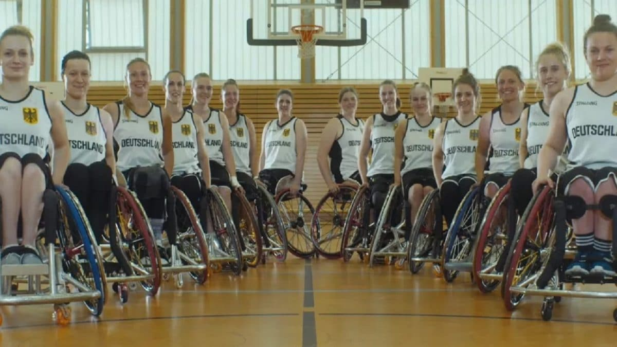Rammstein est la bande-son de l'équipe paralympique allemande !