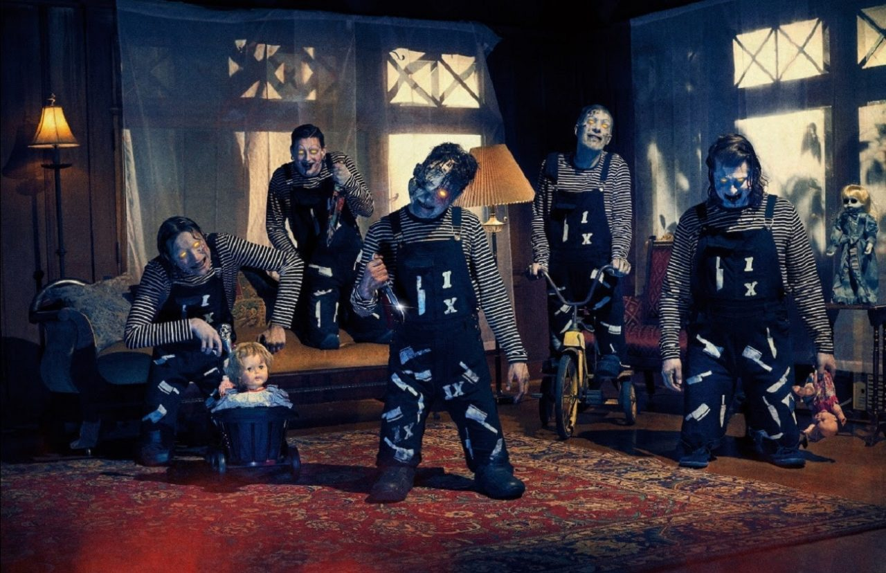 Ice Nine Kills sort une nouvelle chanson inspirée d'un film d'horreur & dévoile les détails de son prochain album !
