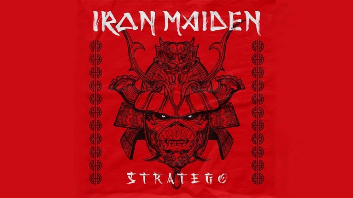 Iron Maiden va publier une nouvelle chanson ce soir, Stratego