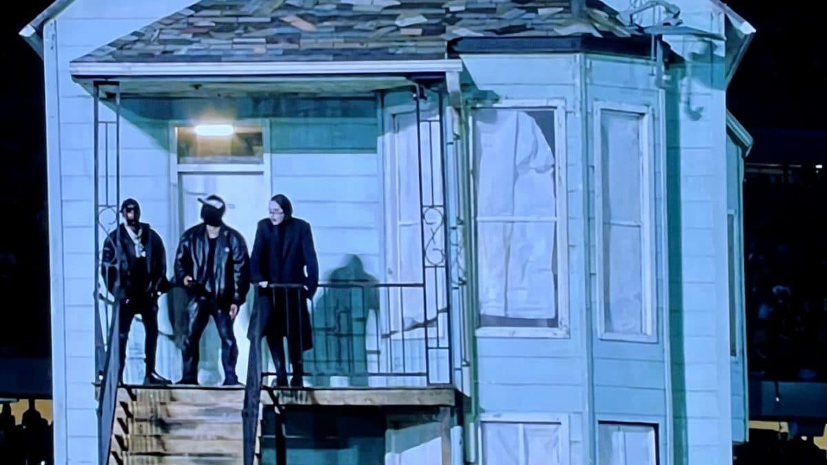 Marilyn Manson : La première apparition publique du chanteur depuis les accusations d'agression sexuelle a eu lieu aux côtés de Kanye West
