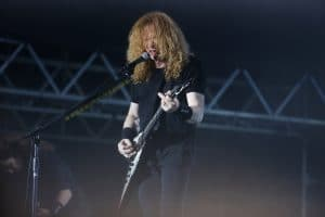 Regardez Megadeth jouer son premier concert avec James LoMenzo depuis près de 12 ans