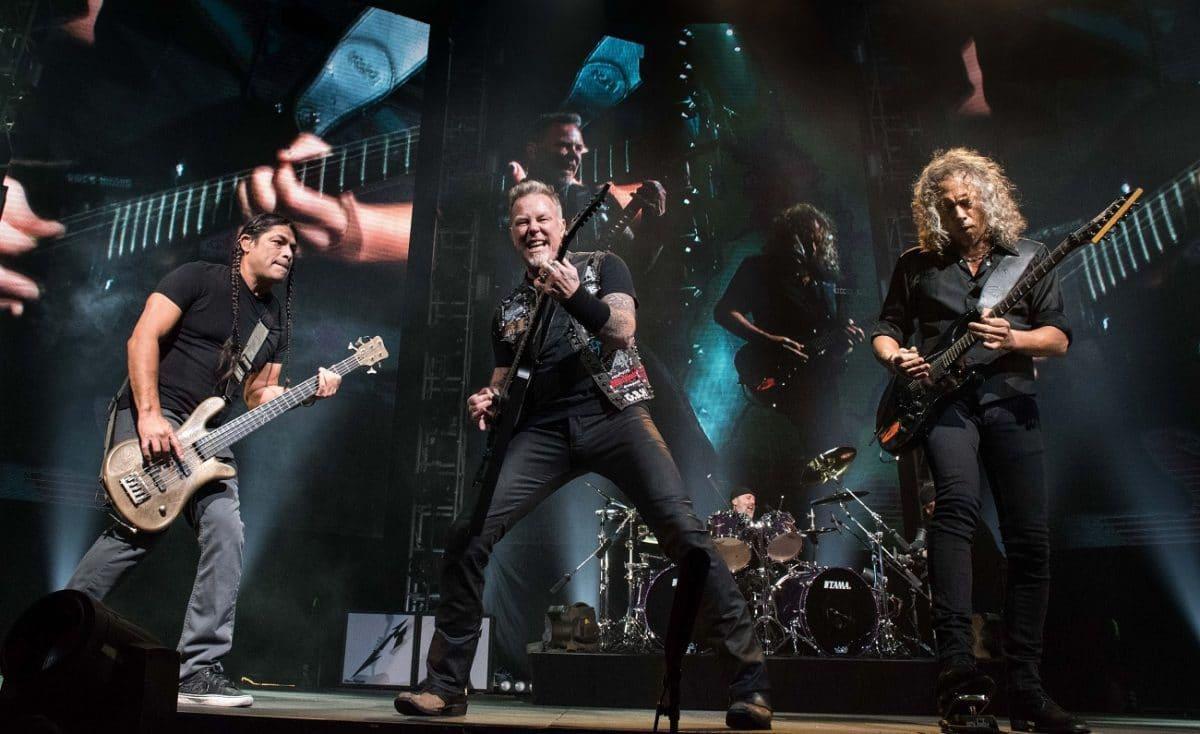 Metallica souhaite un joyeux anniversaire à James Hetfield et publie de nouvelles choses pour le 30e anniversaire du Black Album