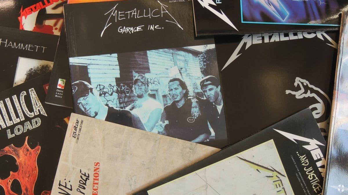Metallica : L'histoire derrière la pochette du Black Album