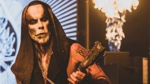 Nergal de Behemoth annonce le nouvel album de son projet Dark Folk/Blues : Me And That Man !
