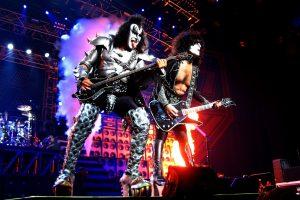 """Paul Stanley de Kiss à propos du mythique titre Strutter : """"Les premières chansons de Kiss étaient vraiment désinhibées et venaient des tripes"""""""