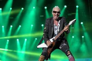 Les 10 meilleurs albums de Scorpions selon Rudolf Schenker !