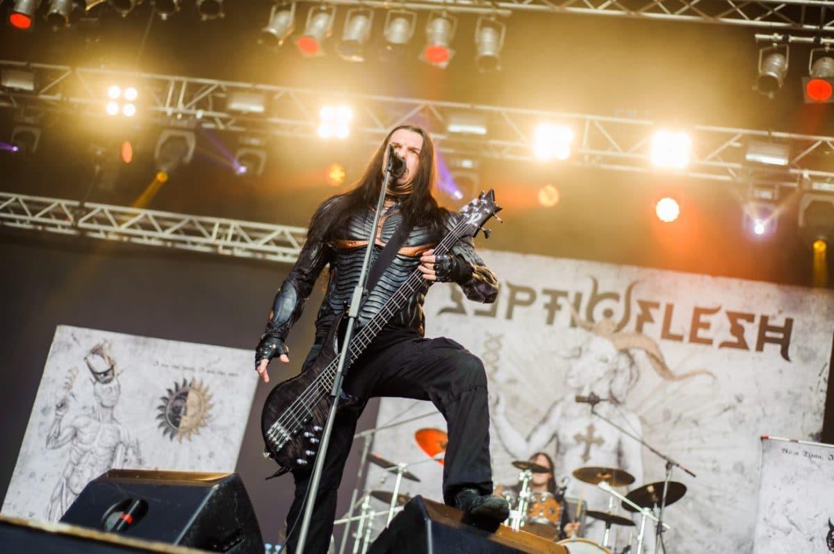 Septicflesh annonce sa tournée européenne pour 2022 avec Carach Angren et Naraka !
