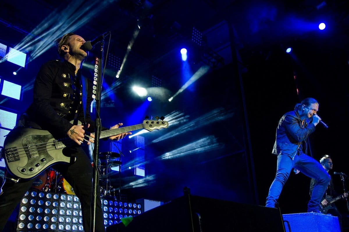 Brent Smith de Shinedown a fait un don de 10 000 $ à Spiritbox pour couvrir les frais de sa tournée annulée