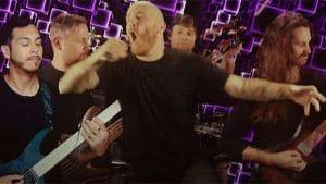 The Zenith Passage, le groupe californien de Death Metal, renaît de ses cendres et sort un nouveau single, Algorithmic Salvation !
