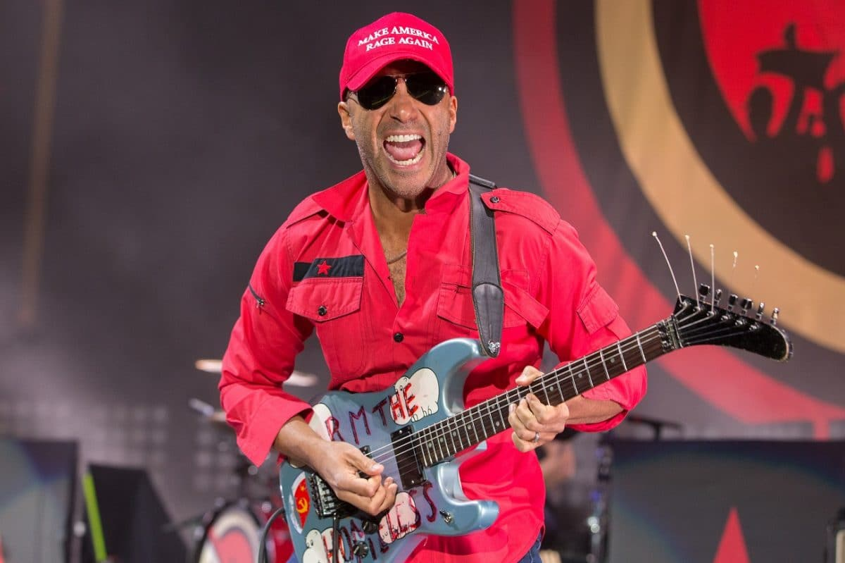 Tom Morello reprend Highway To Hell de AC/DC avec Bruce Springsteen et Eddie Vedder (nouvel album solo en approche)