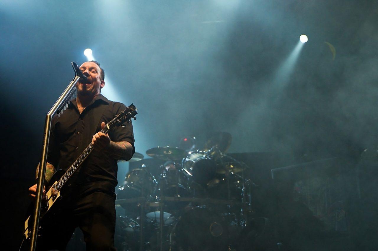 Le titre Wait A Minute My Girl de Volbeat est en tête du classement Rock de Billboard