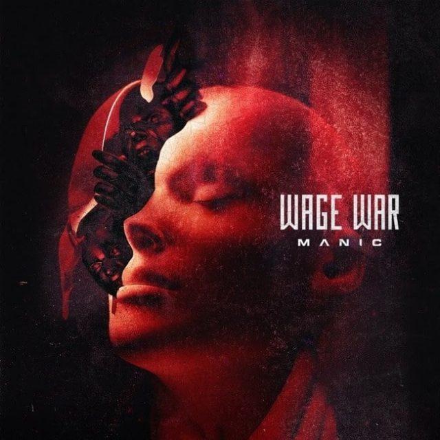 Wage War annonce son nouvel album, Manic, avec un single puissant et accrocheur, Circle The Drain