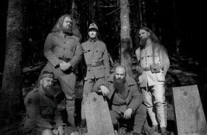 1914 (Blackened Death Metal) annonce son nouvel album, Where Fear and Weapons Meet
