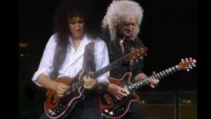 Queen : Brian May a voyagé dans le temps pour jouer avec lui-même & envisage un nouvel album solo entièrement instrumental