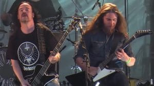 """Carcass : Jeff Walker à propos de l'influence du groupe sur l'émergence du Nu Metal : """"Ça a eu des effets secondaires désastreux"""""""
