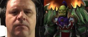 """Des fans de World Of Warcraft demandent le retrait du personnage de George """"Corpsegrinder"""" Fisher, le leader de Cannibal Corpse, en raison de ses propos """"homophobes"""" passés"""