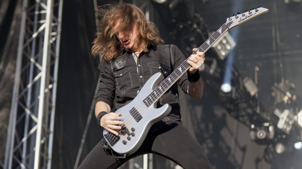 Découvrez le premier single, Maggot Wind, du premier projet post-Megadeth de David Ellefson, The Lucid