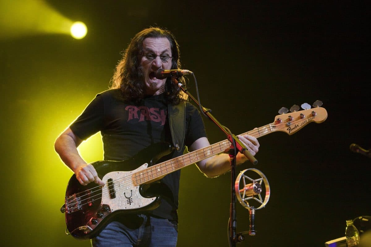 Geddy Lee de Rush sera honoré lors du gala Artists For Peace And Justice