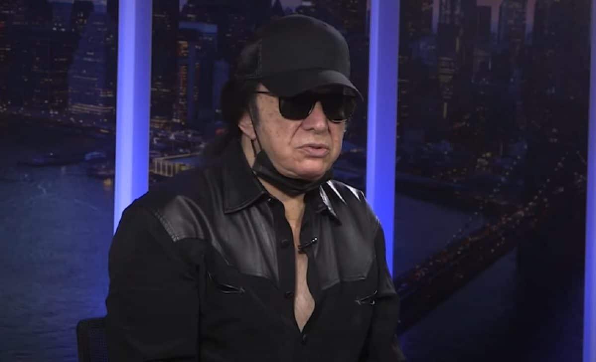 """Gene Simmons de Kiss : """"Qui a tué l'industrie de la musique ? Les fans"""""""